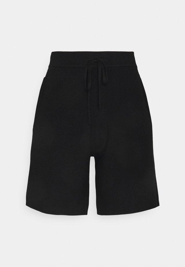 OBJDIVIANNA - Shorts - black