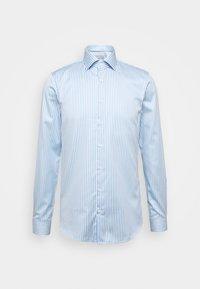 Michael Kors - BOLD STRIPE EASY CARE SLIM - Shirt - light blue - 5