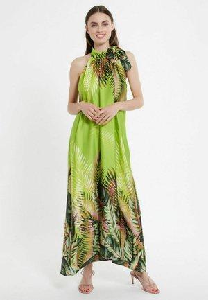 CASHA - Maxikjole - green