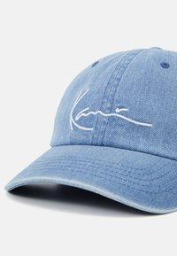 Karl Kani - SIGNATURE UNISEX - Cap - blue - 3