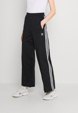 TRACK PANTS - Spodnie treningowe - black