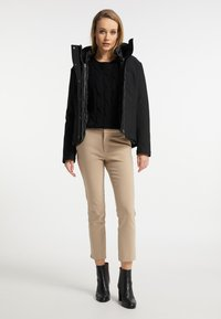DreiMaster - Winter jacket - schwarz - 1