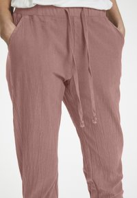 Kaffe - Tracksuit bottoms - old rose - 3