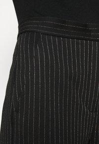 MAX&Co. - PRIMATO - Stoffhose - black pattern - 4
