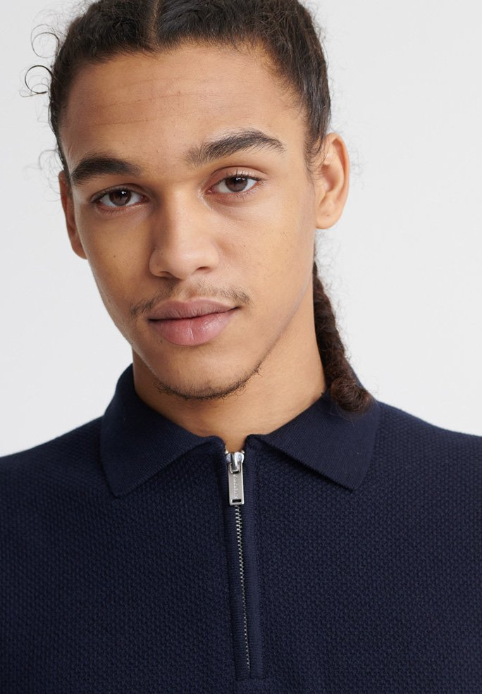 Superdry EDIT  - Polo - dark navy