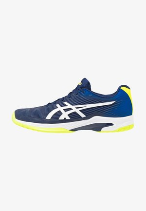 SOLUTION SPEED FF - Multicourt tennis shoes - blue expanse/white
