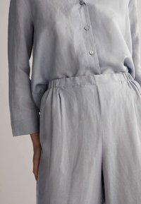 OYSHO - Pyjama bottoms - light blue - 3