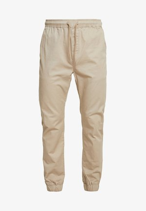 TRUC CUFF - Trousers - simple taupe