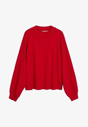 YLENIA - Sweater - red