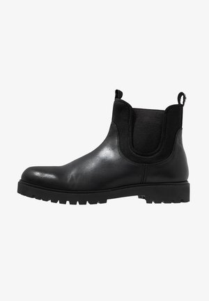 ARMY ANKLE - Classic ankle boots - nero