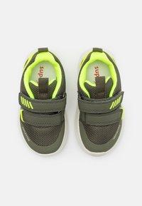 Superfit - RUSH - Baby shoes - grün/gelb - 3