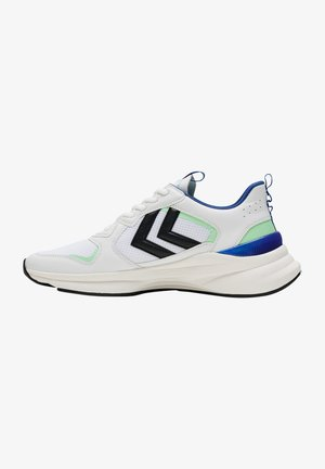 Trainers - white/mazarine blue