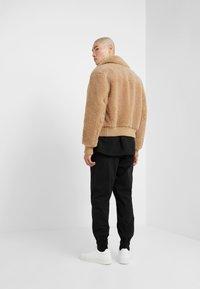 3.1 Phillip Lim - BOMBER JACKET - Leather jacket - natural - 2