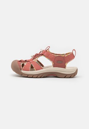 VENICE  - Outdoorsandalen - brick dust/birch