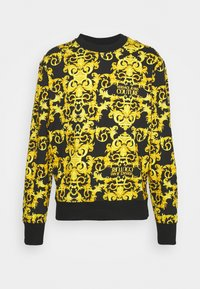 LOGO BAROQUE  - Sweatshirt - black