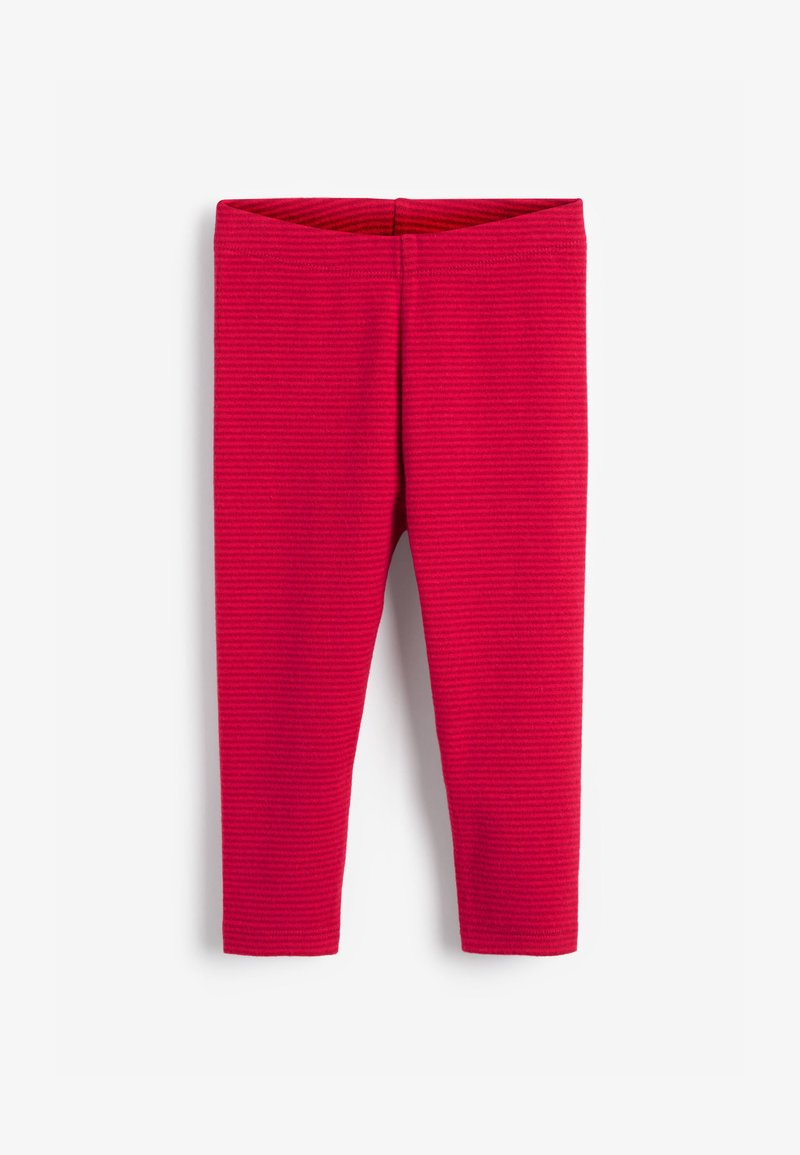 Next - SOFT TOUCH - Leggings - Trousers - red