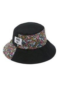 Vans - WM VANS MADE WITH LIBERTY FABRIC HAT - Hat - (liberty fabric) black - 1