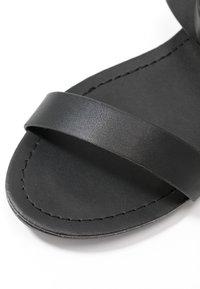 Even&Odd - Sandales - black - 2