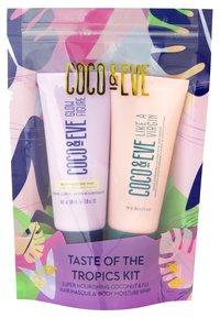 Coco & Eve - TASTE OF THE TROPICS KIT - Skincare set - - - 1