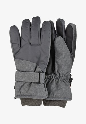 Gloves - blau meliert