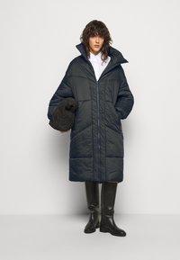 DRYKORN - EUSTON - Winter coat - navy - 1