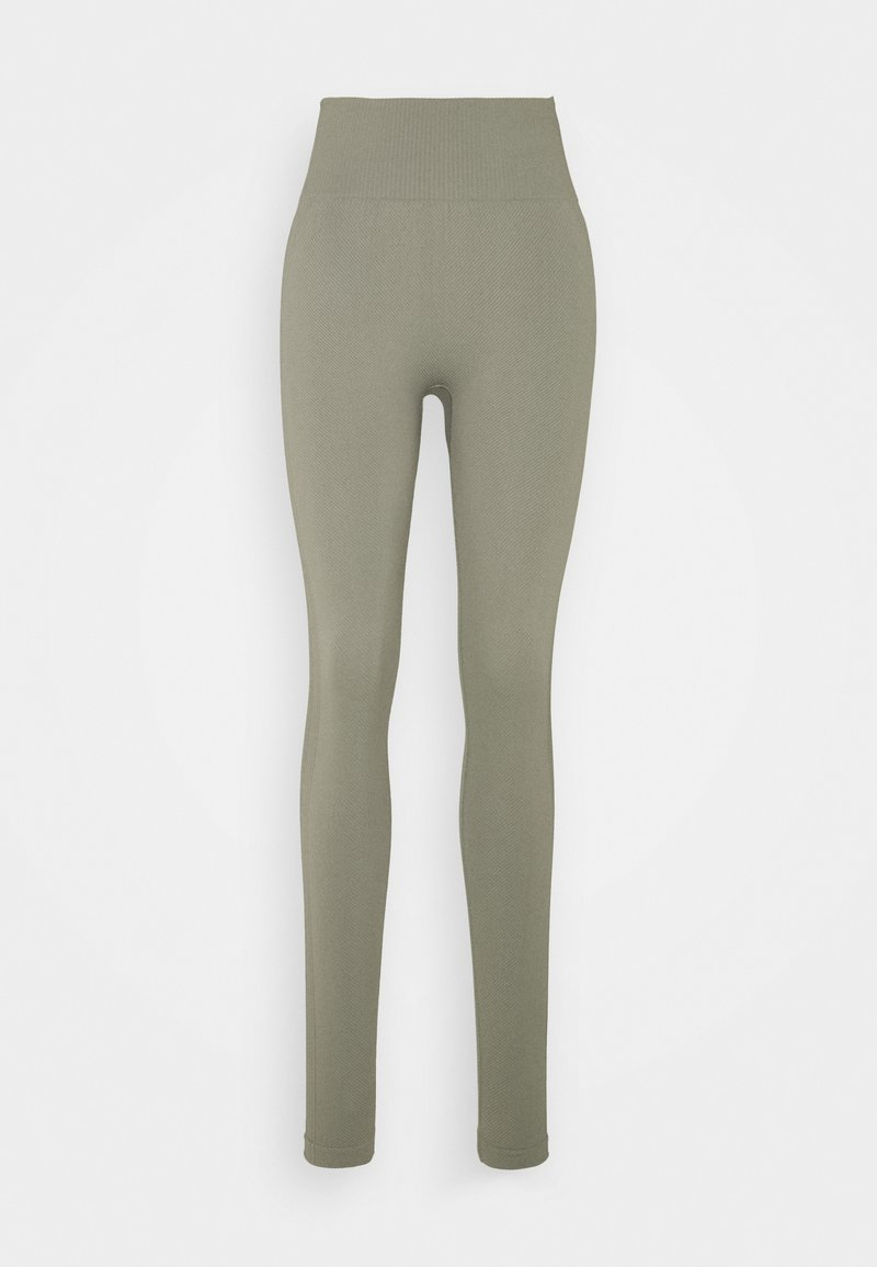 Cotton On Body - LIFESTYLE SEAMLESS - Legging - steely shadow