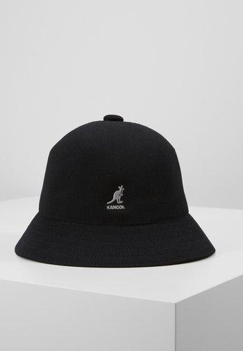 TROPIC CASUAL - Hattu - black