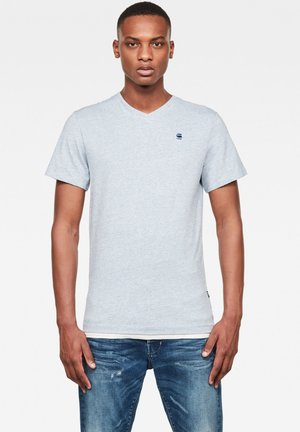 BASE-S - Basic T-shirt - thermen htr