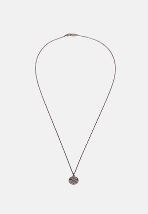 RICHMOND PENDANT UNISEX - Necklace - ruthenium