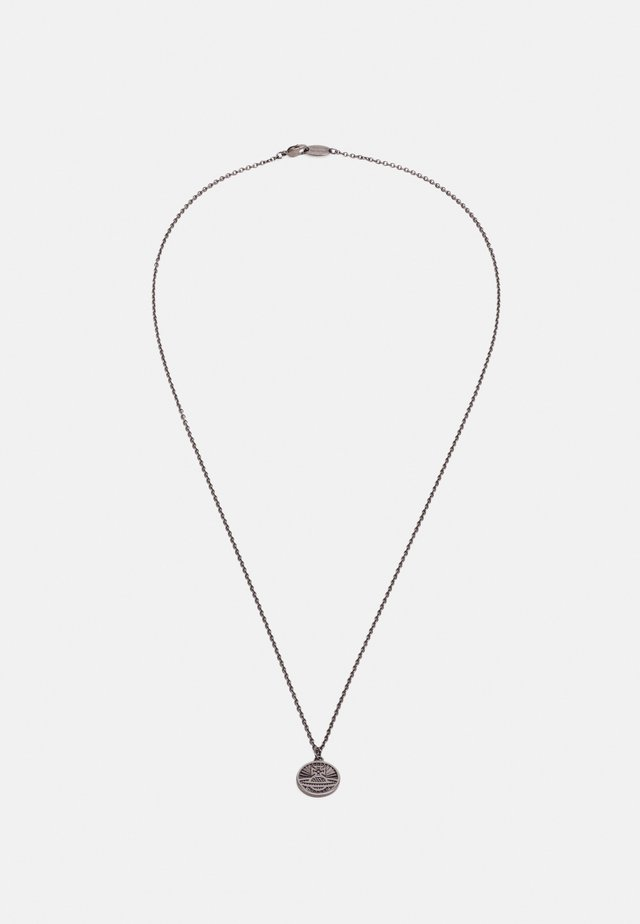 RICHMOND PENDANT UNISEX - Collana - ruthenium