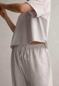 OYSHO - Pyjama bottoms - mauve - 3