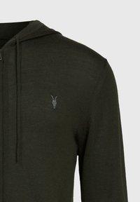 AllSaints - MODE - Zip-up hoodie - dark green - 4