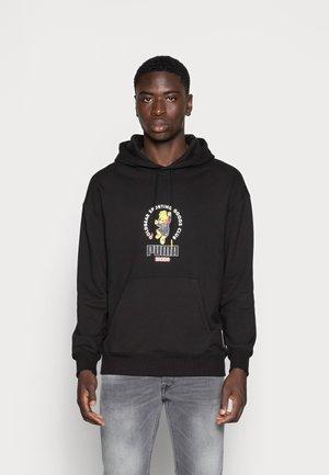 PUMA HARIBO HOODIE - Sweatshirt - puma black