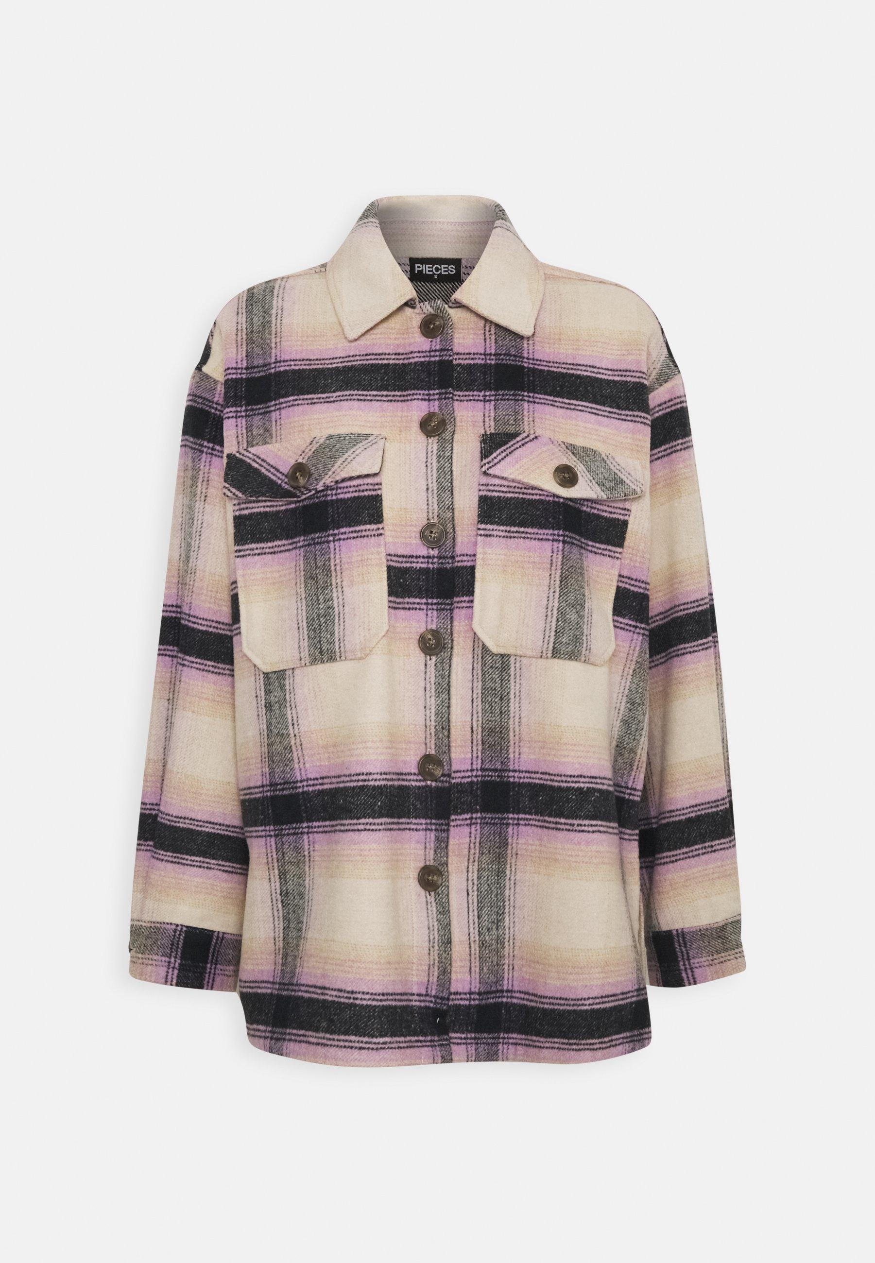 Damen PCCARLENE SHACKET - Leichte Jacke
