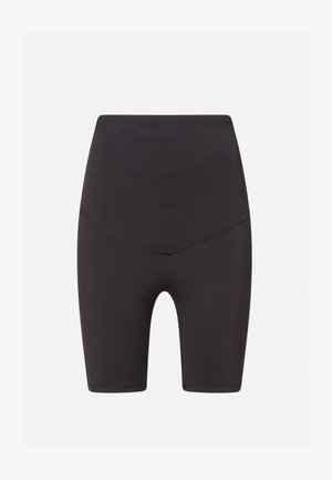MATERNITY COMFORT - 3/4 sportbroek - black