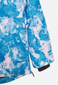 Kjus - GIRLS MARA JACKET - Ski jacket - blue/pink - 2