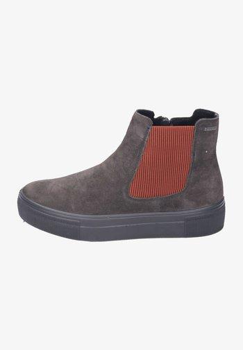 Classic ankle boots - lavagna