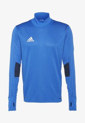 TIRO 17 - T-shirt de sport - blue/collegiate navy/white