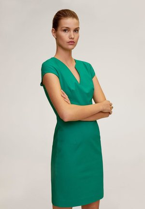 COFI6-N - Day dress - verde