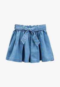 Next - Mini skirt - blue - 0