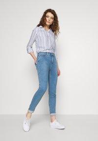 Lee - SCARLETT - Jeans Skinny Fit - brighton rock - 1