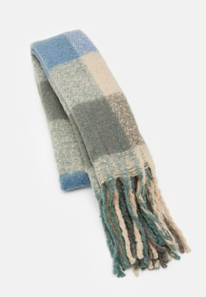 ONLAGNES LIFE SCARF - Sjal - hedge green/riverside