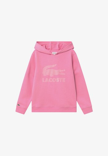 LOGO UNISEX - Hoodie - rosatre
