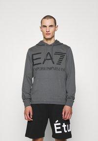 EA7 Emporio Armani - Sweatshirt - dark grey - 0