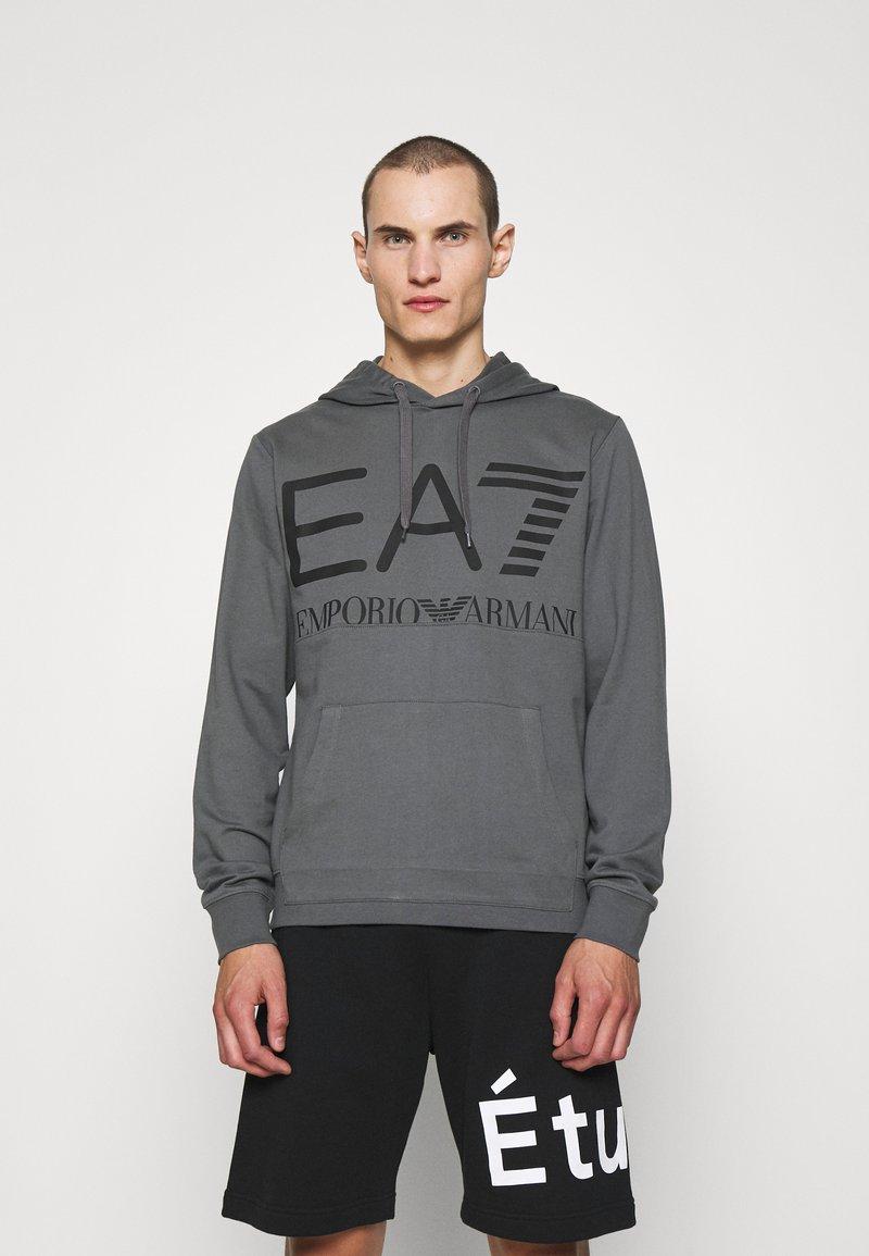 EA7 Emporio Armani - Sweatshirt - dark grey