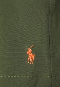 Polo Ralph Lauren - TRAVELER SWIM - Swimming shorts - supply olive - 5