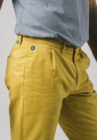 Brava Fabrics - NARCISO PLEATED - Chinos - yellow - 3