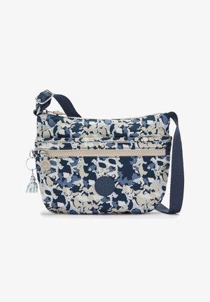 ARTO S - Across body bag - flower art