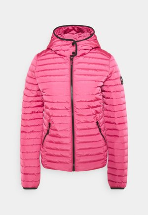 CORE - Down jacket - hot pink