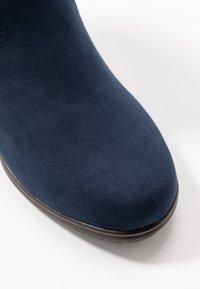 Jana - Ankle boots - navy - 2